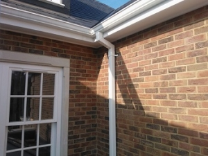 white-gutter-downpipe